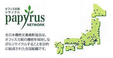 オフィス古紙リサイクルネットワーク